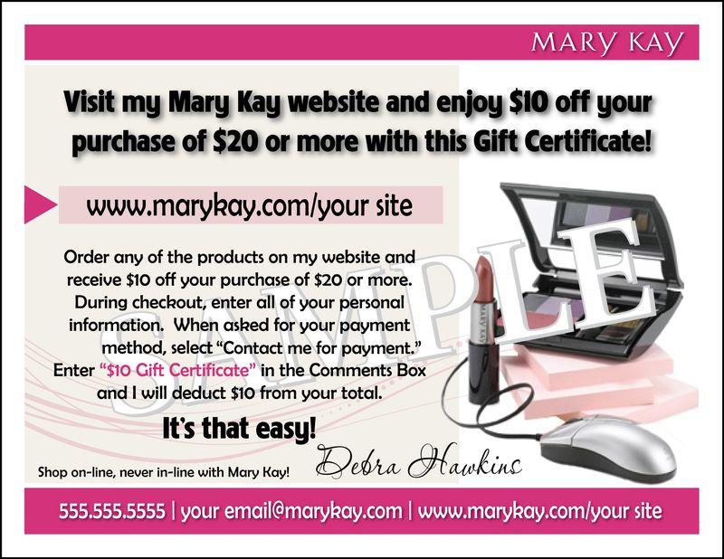 Mary Kay Party Invitations was beautiful invitation layout